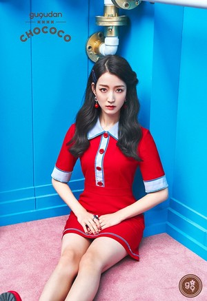 Gugudan 1st Single Album 'Act.3 Chococo Factory' Individual Teaser Image - Hana