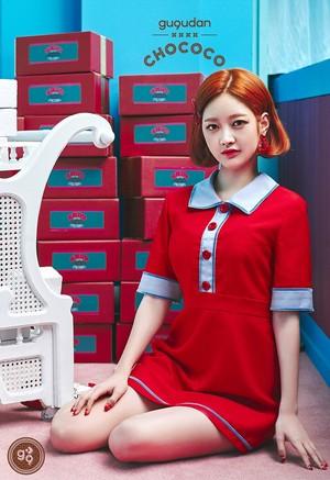 Gugudan 1st Single Album 'Act.3 Chococo Factory' Individual Teaser Image - Mimi
