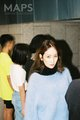 Ha:tfelt (Yeeun) for MAPS Magazine October Issue - wonder-girls photo