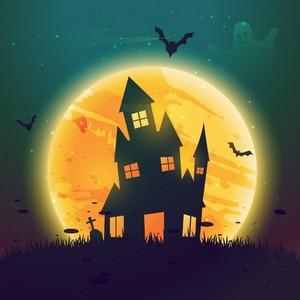 halloween Mansion🎃