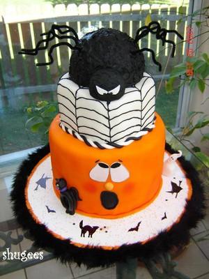 हैलोवीन cakes