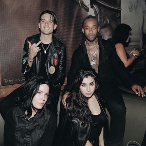 Halsey, Lauren, G-eazy and Ty dolla