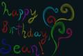 Happy Birthday Seán!