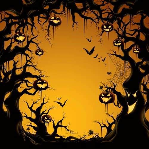 Halloween wallpaper entitled Happy Halloween!! 🎃🎃