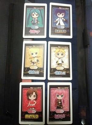 Hatsune Miku Cards