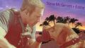 Hawaii Five 0 - Season 8 - Steve McGarrett   Dog Eddie - television fan art