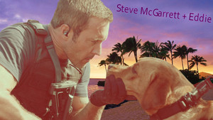 Hawaii Five 0 - Season 8 - Steve McGarrett Dog Eddie