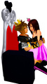 Hero and Princess of Heart Sora x Kairi SoKai Day. edited