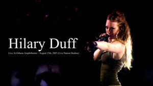 Hilary Duff Обои