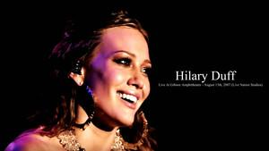 Hilary Duff দেওয়ালপত্র
