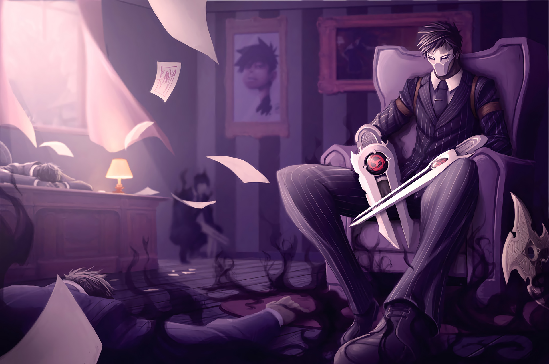 ZEDSHADOW0 Images Hitman ZED HD Wallpaper And Background Photos