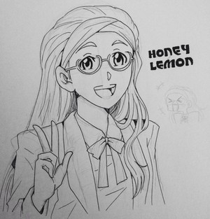 Honey Lemon