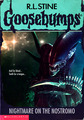 Horror as Goosebumps Covers - Alien - horror-movies fan art
