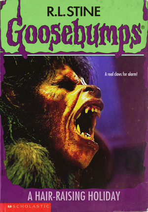 Horror as goosebumps Covers - An American Werewolf in Londres