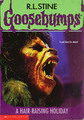 Horror as Goosebumps Covers - An American Werewolf in London - horror-movies fan art