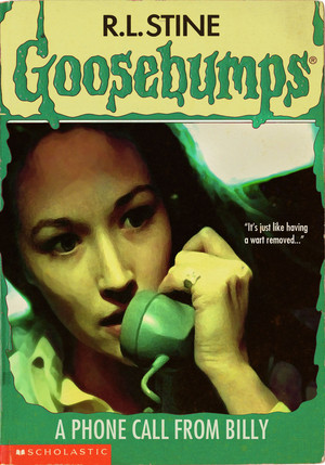 Horror as goosebumps Covers - Black natal