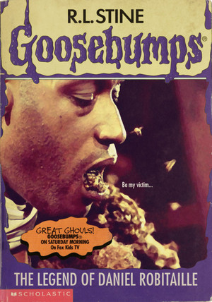 Horror as goosebumps Covers - Candyman