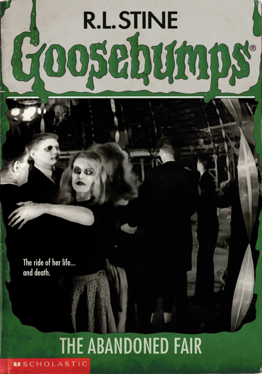 Horror as Goosebumps Covers - Carnival of Souls