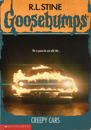Horror as goosebumps Covers - Christine