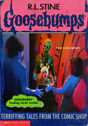 Horror as Goosebumps Covers - Creepshow