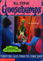 Horror as Goosebumps Covers - Creepshow - horror-movies fan art