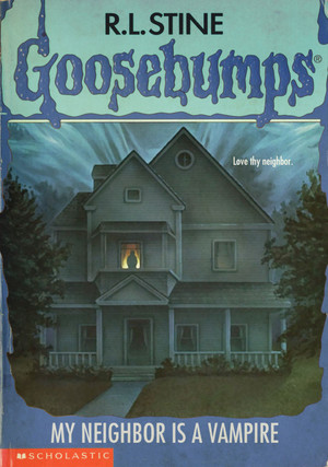 Horror as goosebumps Covers - Fright Night