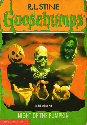 Horror as Goosebumps Covers - Halloween 3