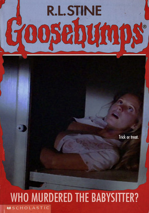 Horror as Goosebumps Covers - Halloween