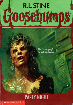 Horror as Goosebumps Covers - Night of the Demons