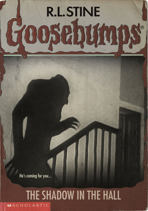 Horror as goosebumps Covers - Nosferatu