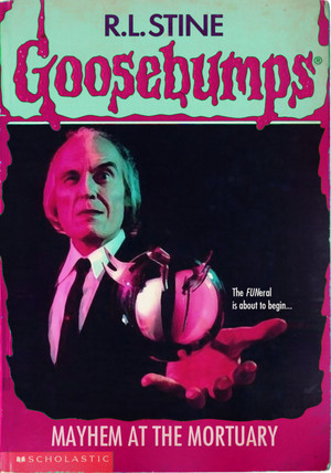 Horror as Goosebumps Covers - Phantasm