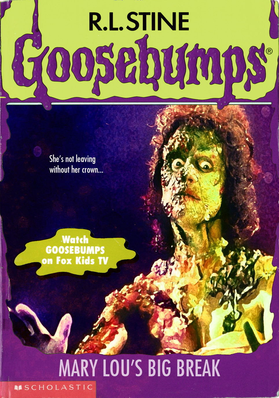 Horror as Goosebumps Covers - Prom Night 2