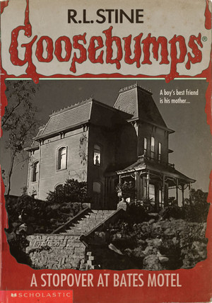 Horror as Goosebumps Covers - Psycho