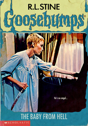 Horror as goosebumps Covers - Rosemary's Baby