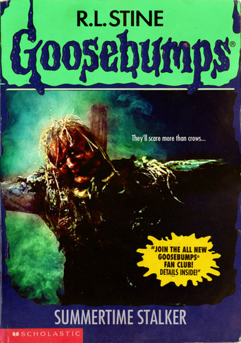 Horror movies images horror as goosebumps covers - Goosebumps wallpaper ...