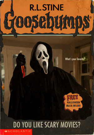 Horror as goosebumps Covers - Scream