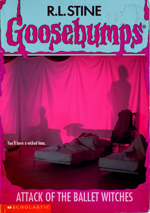 Horror as Goosebumps Covers - Suspiria