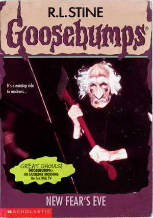 Horror as Goosebumps Covers - Terror Train