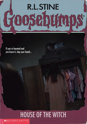 Horror as Goosebumps Covers - The Conjuring