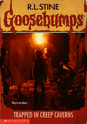 Horror as goosebumps Covers - The Descent