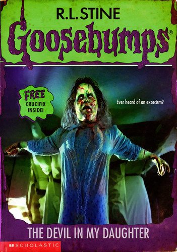 Horror Movies Wallpaper Titled As Goosebumps Covers