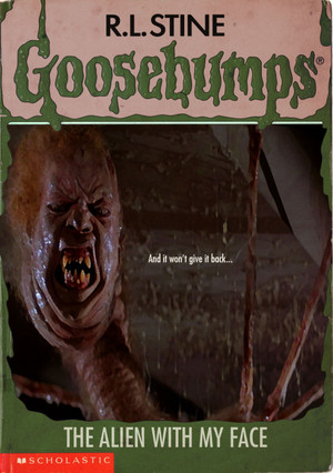 Horror as goosebumps Covers - The Thing