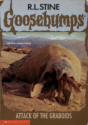 Horror as Goosebumps Covers - Tremors