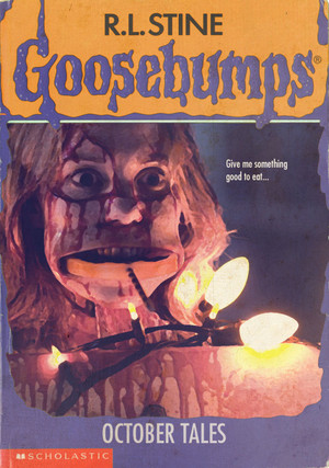 Horror as Goosebumps Covers - Trick 'r Treat