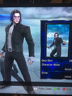 Hutch in Soul Calibur 5