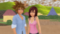 I Been Thinking About You Sora x Kairi