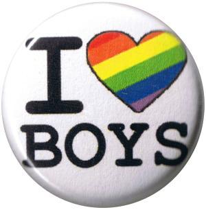 I tình yêu Boys