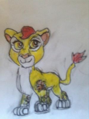 The Lion Guard Genderbent: Kyla
