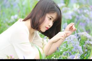 IU - [Kkot-Galpi 2] : A flower bookmark
