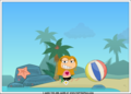 Issabelle pic - poptropica photo